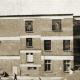 Historická fotografie sídla společnosti CZECH STYLE